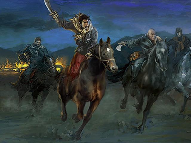 ลิฉุย กุยกี เข้าราชสำนัก