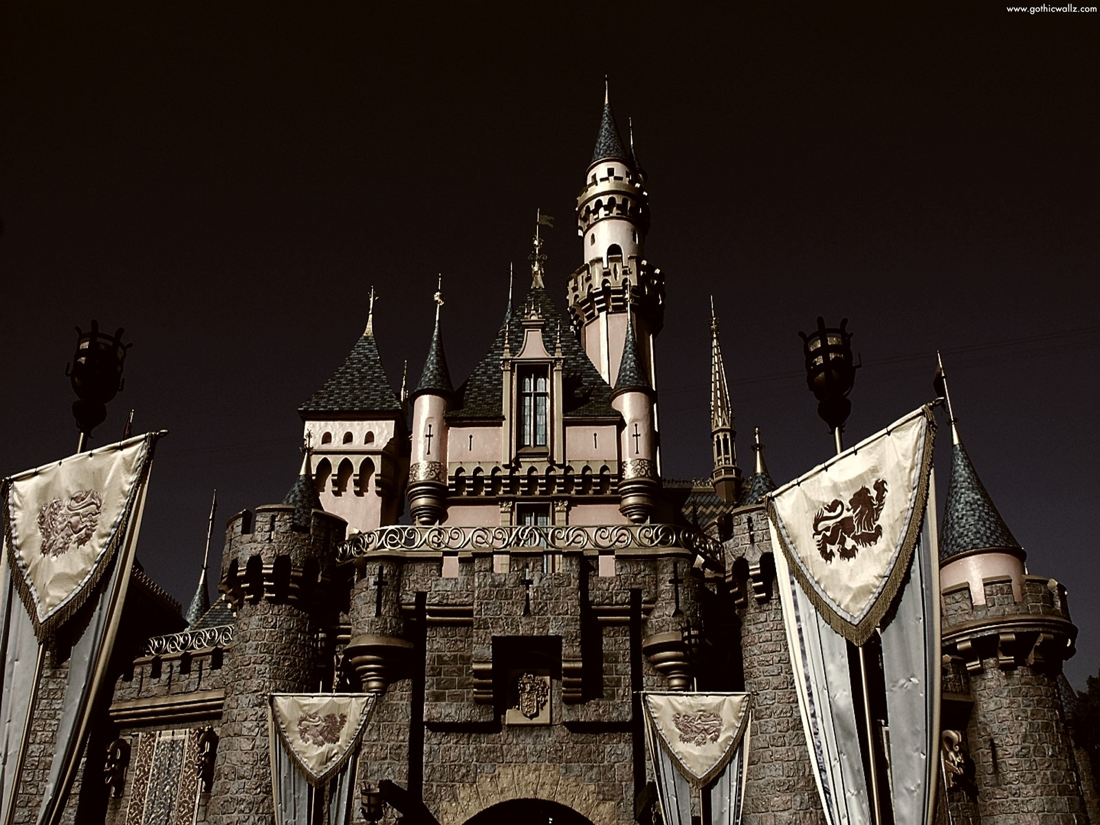 Gothic Castle | Gothic Wallpaper Download