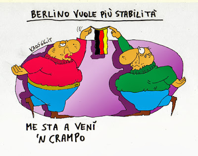 vignetta: Attualità  - stabilità - vignetta
