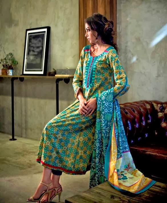 New Printed Designs Lawn Collection