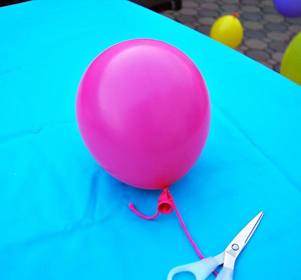 Hazlo especial idea para decorar tu fiesta globos de for Decoracion de globos para fiestas infantiles paso a paso