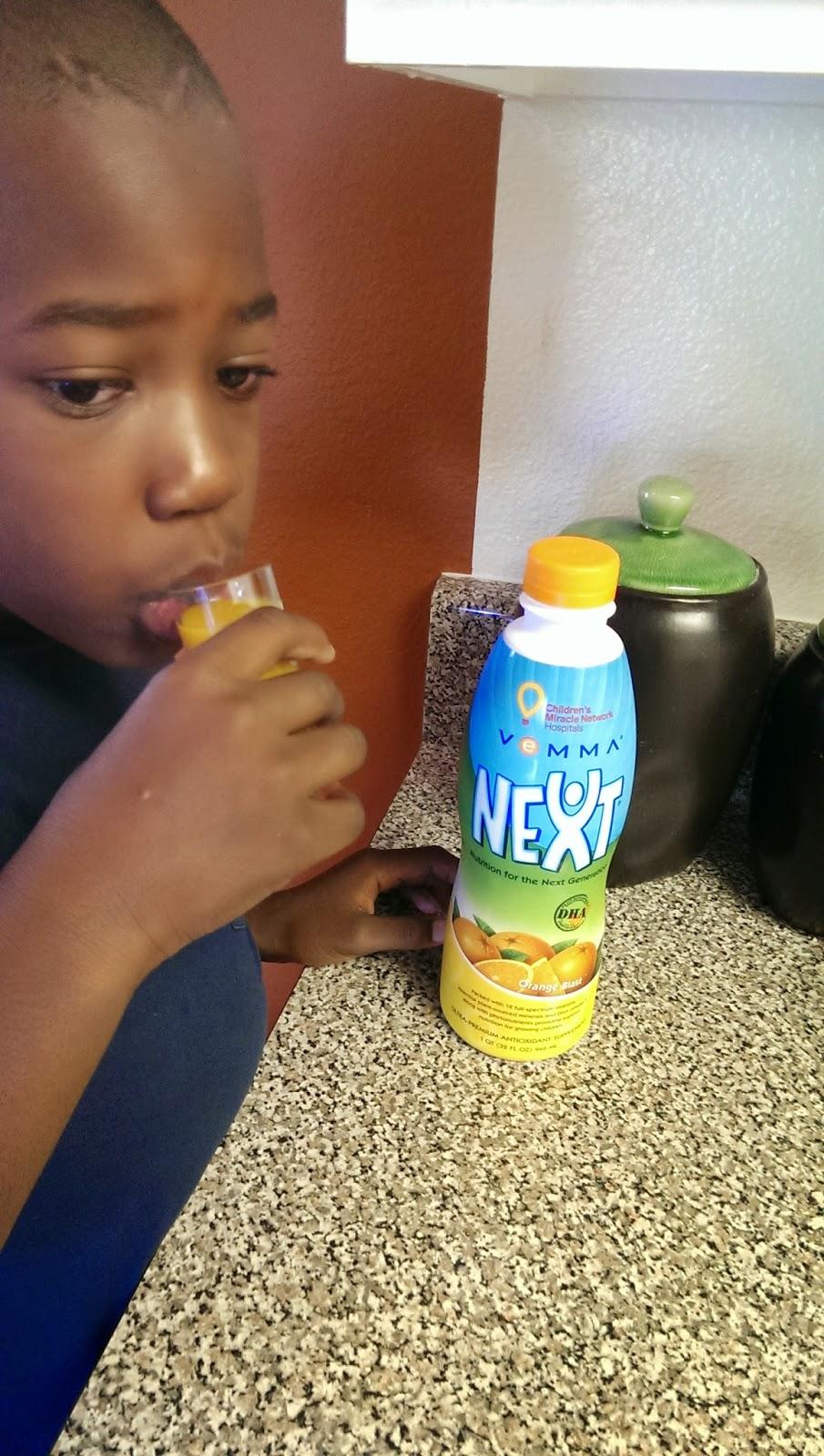 Vemma+Next Vemma Next- Camp Essentials: Nutritional Beverage for Children -Nutrients for Children