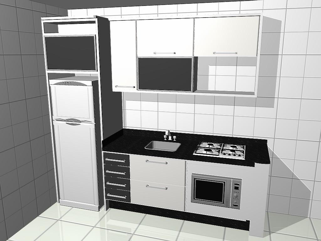 Artesanato Rede Vida ~ N2R Marcenaria Cozinha planejada sob medida em formica