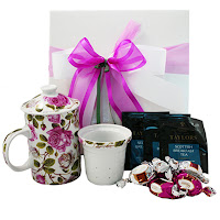 Tea Gift Hamper for Mother's Day 2013