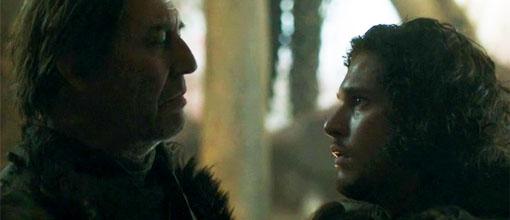 Game of Thrones S03E01. Valar Dohaeris Jon Mance Ryder