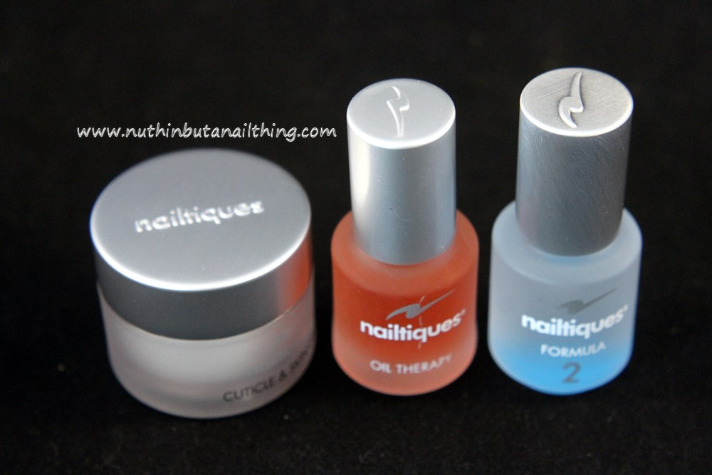 Nailtiques Formula 2 Kit - Review