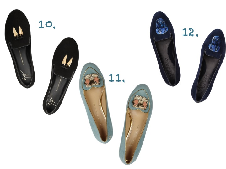 fashionable slippers, flats, shoes for summer, smoking slippers, trendy shoes
