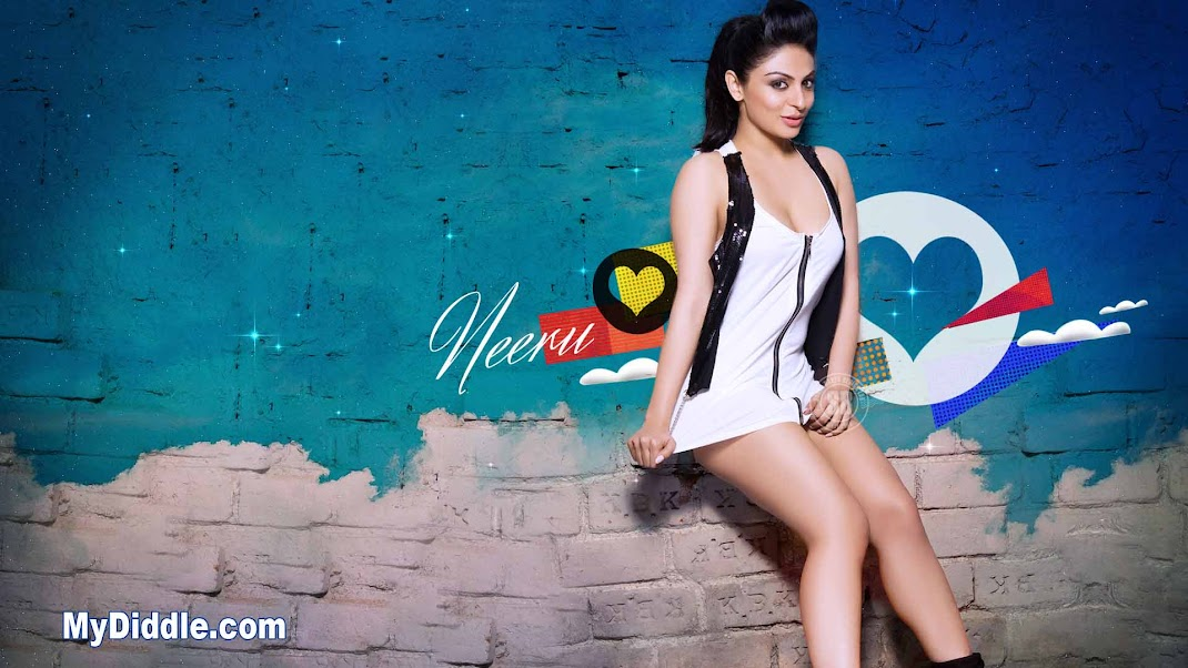 Neeru Bajwa Super Hot Wallpaper