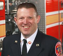 Fire Chief Scott Goldstein