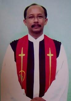 Ketua MD Malang I GKJW