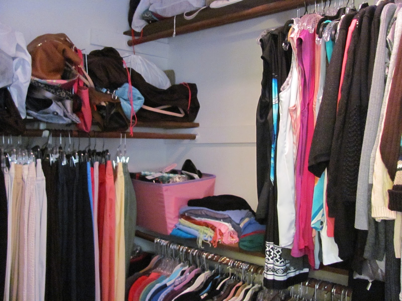 Confessions Of A Yankee Southern Housewife Closet
