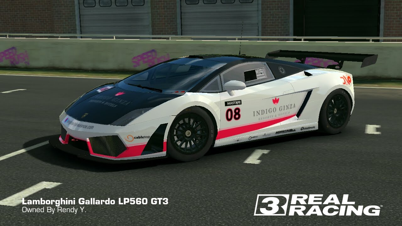 Finally, The Last Race Car Iu0027ve Got During The Update Was The Lamborghini