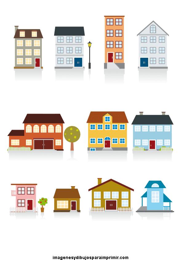 houses to print
