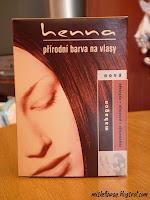Farbenie vlasov hennou, časť I.