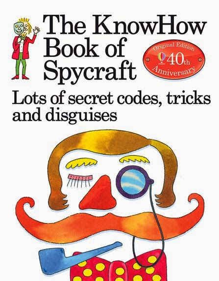 The KnowHow Book of Spycraft — cover
