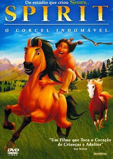 Spirit: O Corcel Indomável - DVDRip Dual Áudio