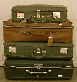 Stack of Suitcases (SOLD)