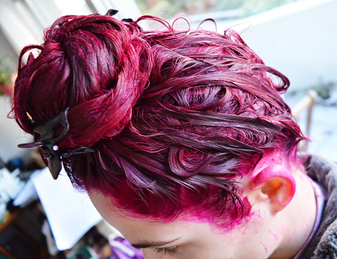 Freutag - Pink again!