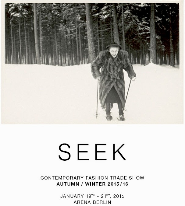 Seek Contemporary Fashion Trade Show
