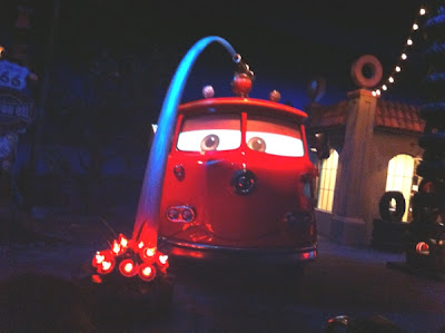 Red Radiator Springs Racers Cars Land