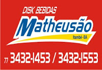 Disk Bebidas do Matheuso