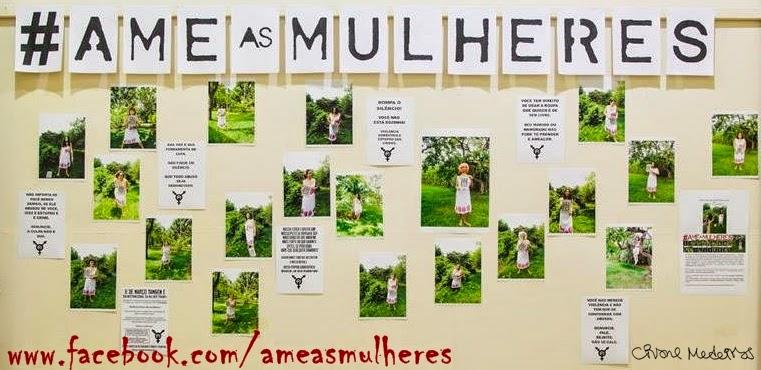 www.facebook.com/ameasmulheres