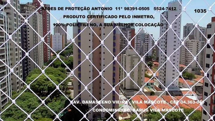 Redes de Proteção Antonio ***