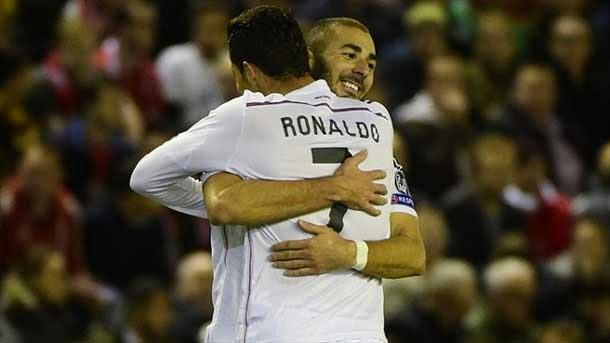 El Real Madrid asalta Anfield (0-3)