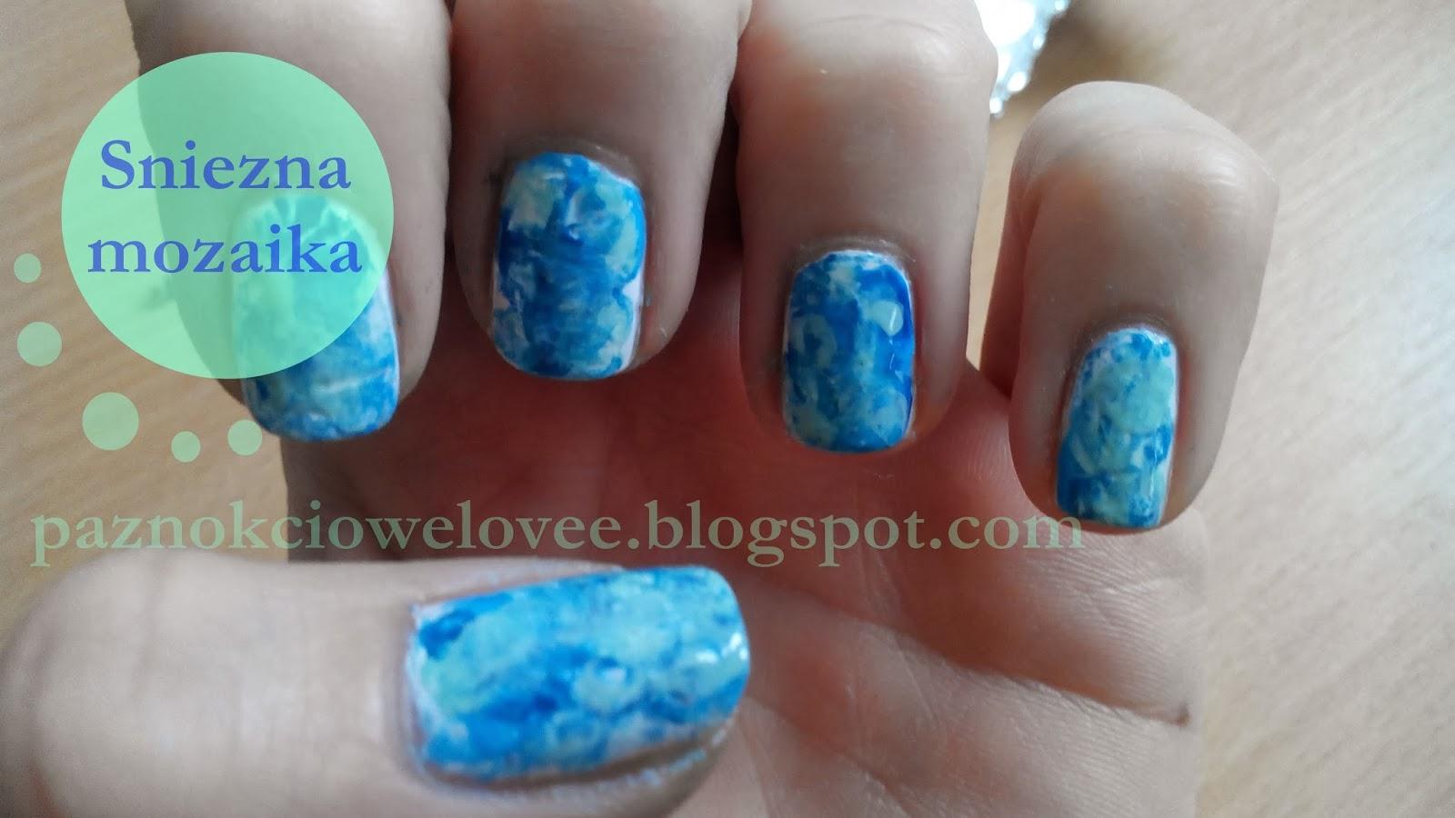 Zimowa mozaika / maziajka :)