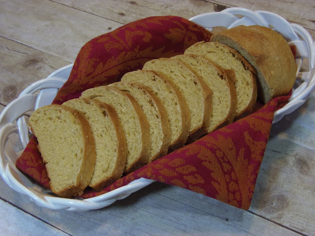 Cornmeal Yeast Bread Recipe