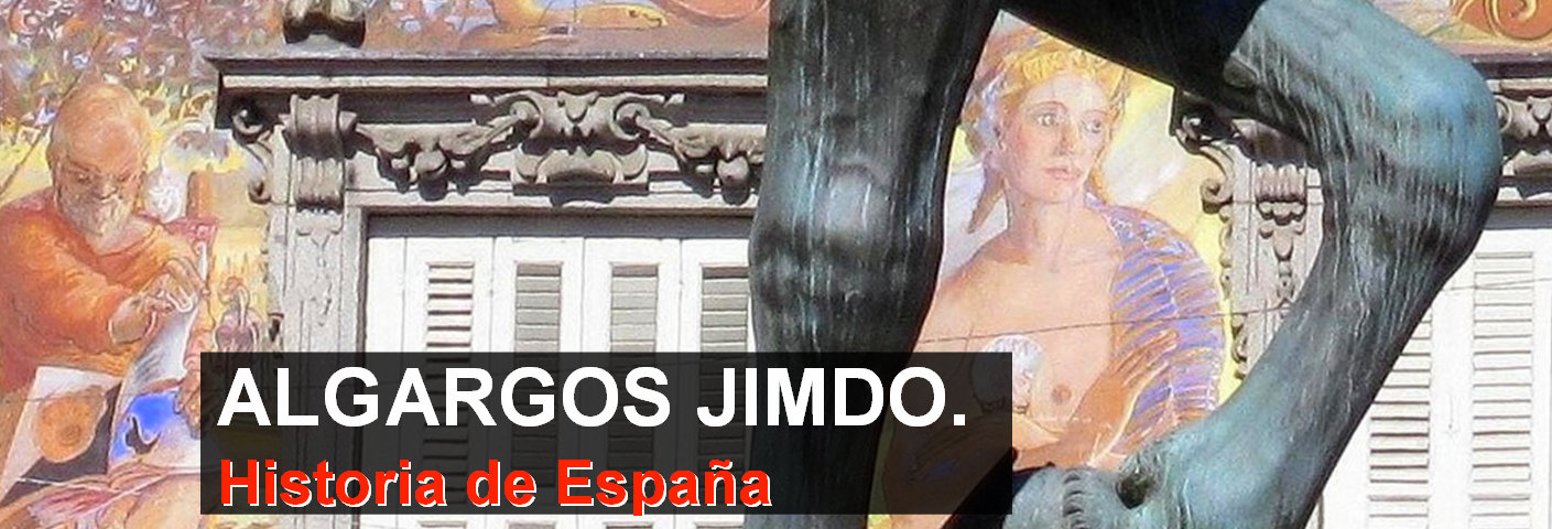ALGARGOS JIMDO. HISTORIA DE ESPAÑA.                       Presentaciones ppt e índices
