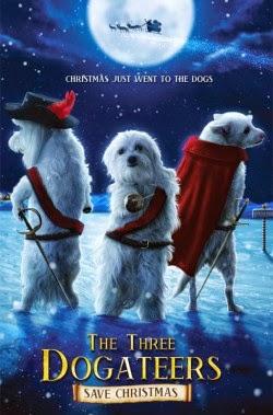 Kahraman Köpekler – The Three Dogateers 2014 izle