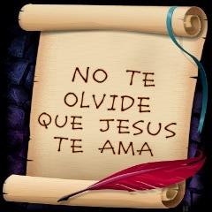 imágenes  con frases cristianas de amor de Jesús