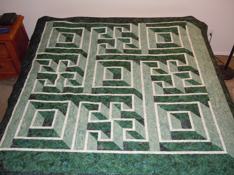 Afton's Quilts: New Mexico State Fair : labyrinth quilts - Adamdwight.com