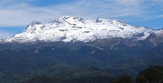 volcanes activos de mexico