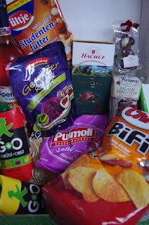 Lebensmittel Box Überraschung
