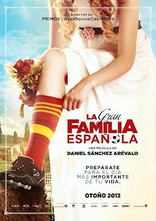 Ver La gran familia española Online Gratis (2013)