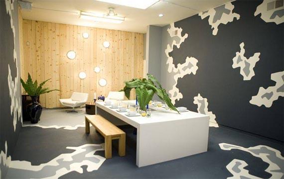 Home Design And Interrior: Grey Dining Room Design Ideas