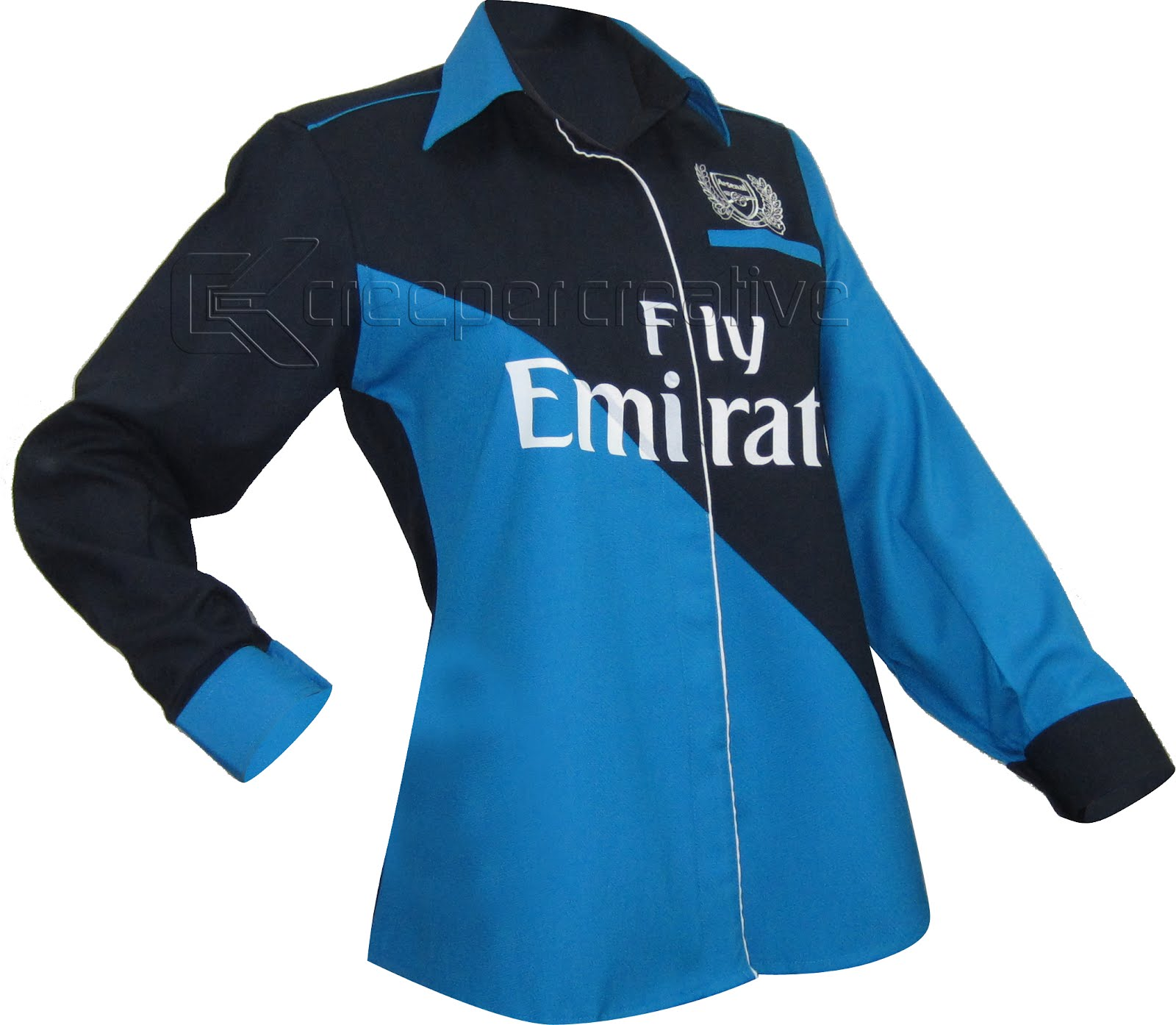 Shirt design malaysia - Corporate Shirt Arsenal Malaysia