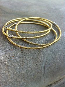 Restored Bass String