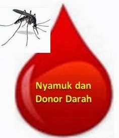 Nyamuk dan Darah Manusia