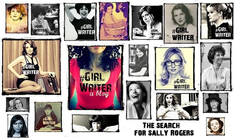 #Girlwriter