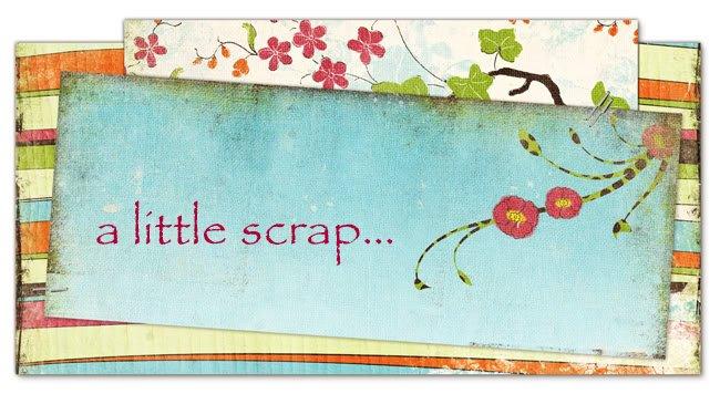 a little scrap...