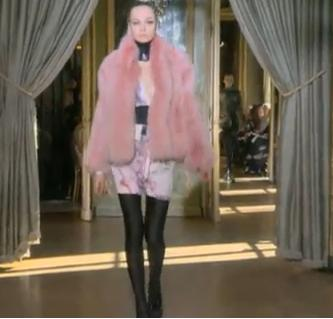 Women Fashion - Ungaro Show Fall / Winter 2011/ 2012 Paris Fashion Week