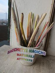 BACCHETTE MAGICHE ATTIVATE E PERSONALIZZATE