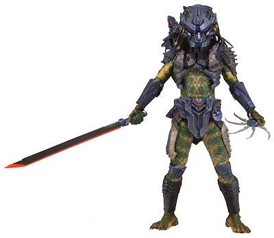NECA Predator Series 11 Armored Combat Lost Predator