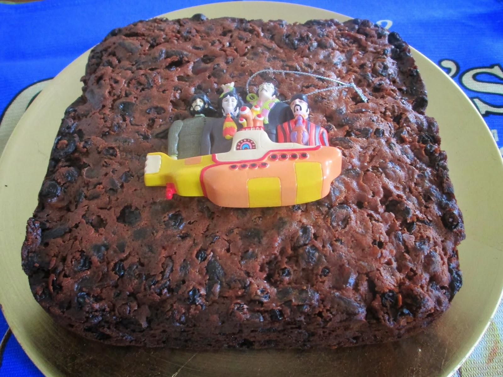 Celebration Fruit Cake - Australian Womens Weekly recipe | Laws of ...