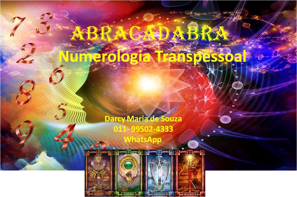 Abracadabra Numerologia Transpessoal