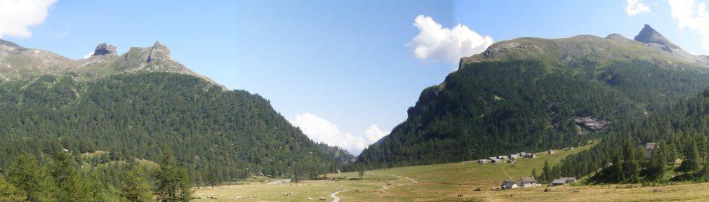 Estate Montagna 2012 Natura, Alpe Veglia Piemonte