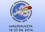 TIRO DEPORTIVO-Campeonato de Europa al blanco móvil 2014 (Sarlospuszta, Hungría)